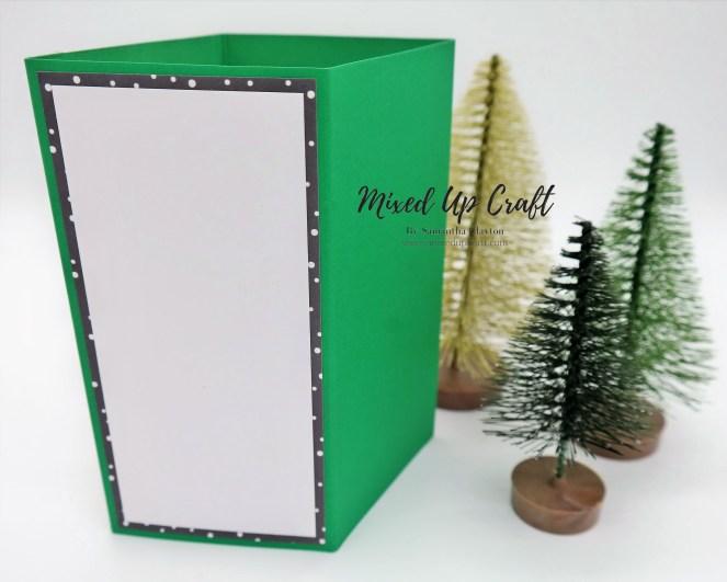 Floating Pop Box Card