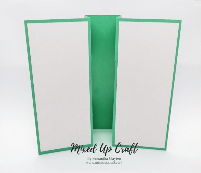 Triple Panel Fold Card