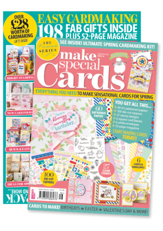 Make Special Cards Magazine