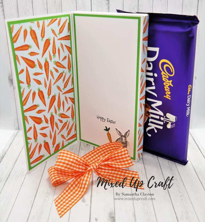 Card and Gift Box In One