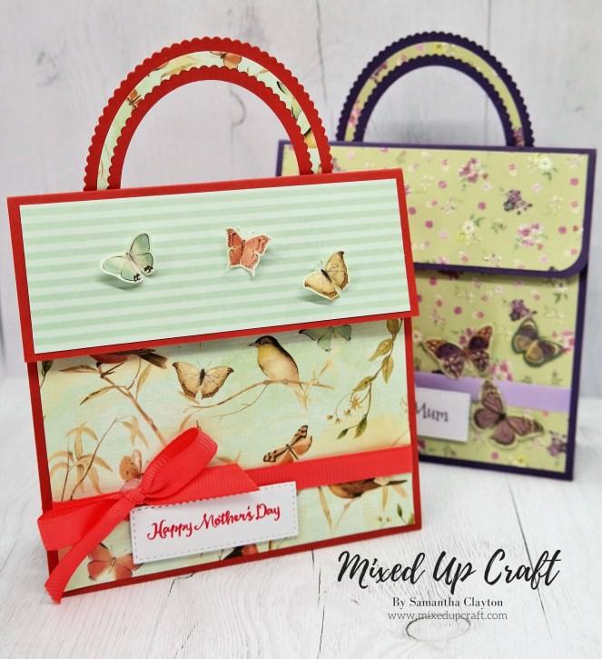 Pretty Handbag Cards