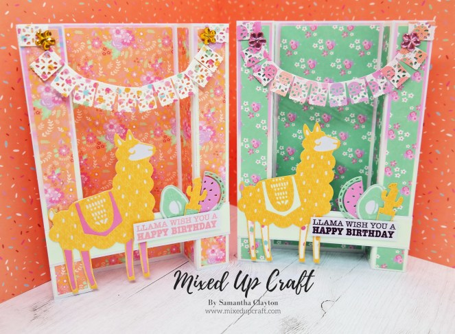 Easy Bridge Fold Card