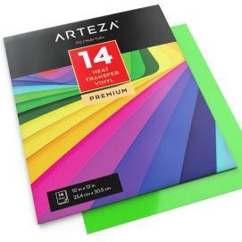 Arteza Heat Transfer Vinyl