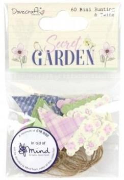 Secret Garden Bunting & Twine
