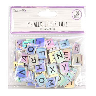 Dovecraft Letter Tiles