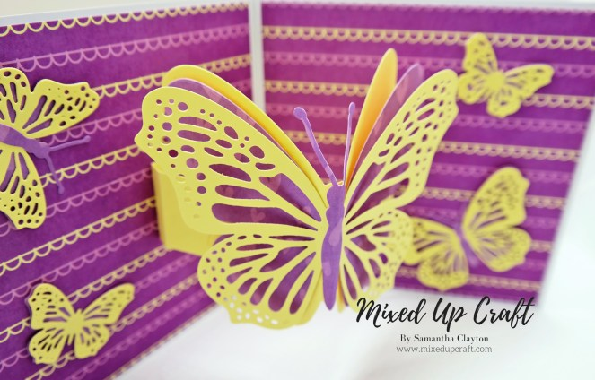 Pretty Pop-Up Butterfly Card