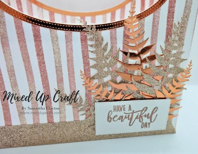 Bucket Style Gift Bag