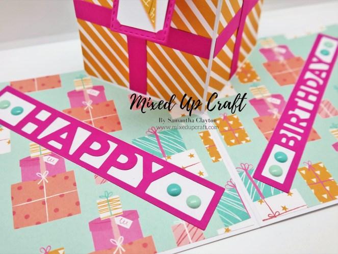 Pop-Up Present Card
