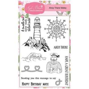 Ahoy There Matey Stamp Set
