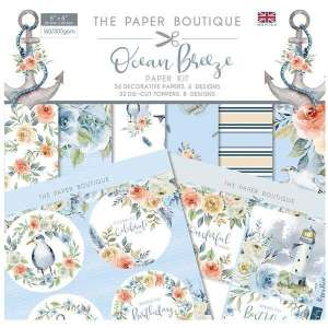 The Paper Boutique Ocean Breeze