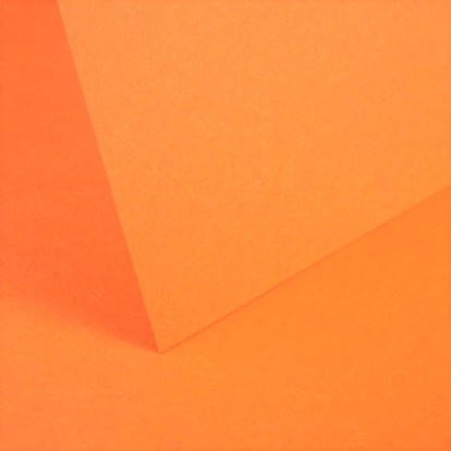 Papermill Direct Mandarin Orange Card Stock