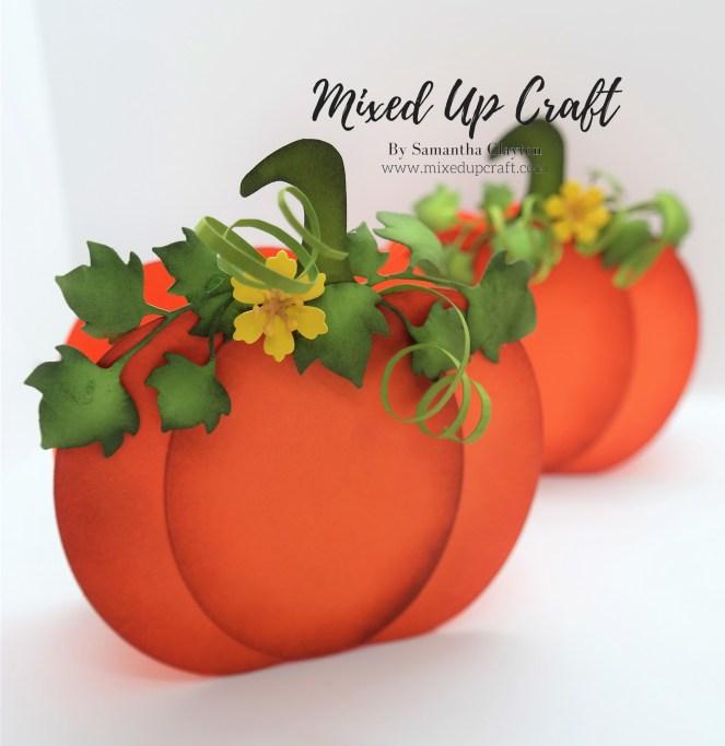 Pumpkin Pots