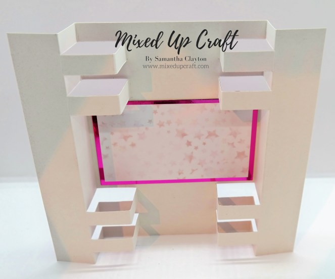 Panel Tower Fold Card - New Version
