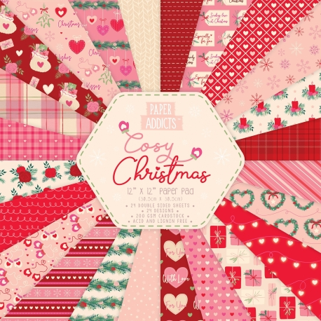 Paper Addicts Cosy Christmas