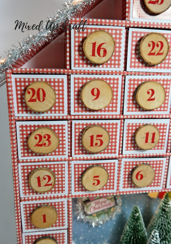 Amazing DIY Advent Calendar