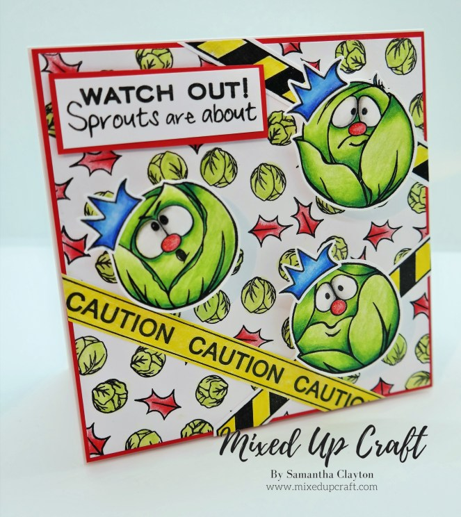 Humorous Wobbler Card