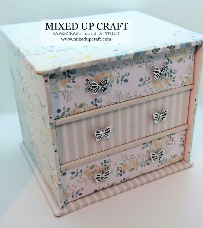 Beautiful DIY Drawer Storage
