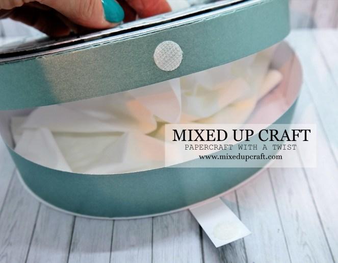 Beautiful Oval Tissue Box