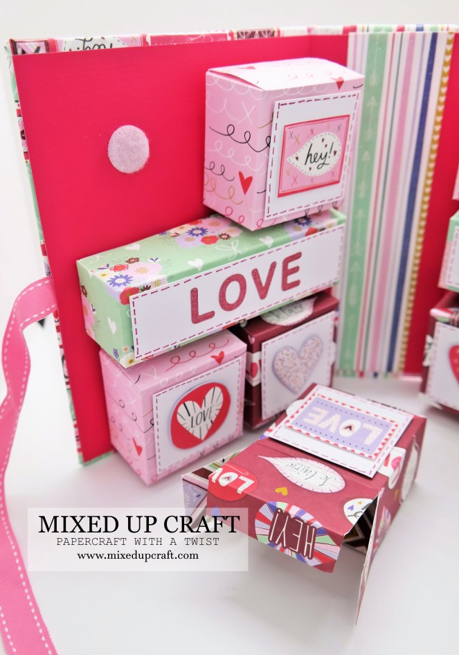 The Book of Love! Valentines Gift Boxes