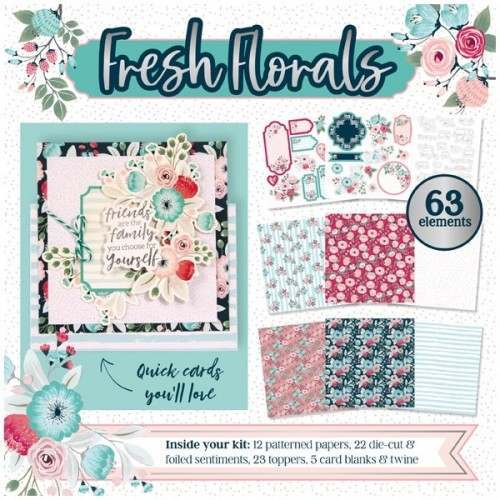 Fresh Florals Kit.