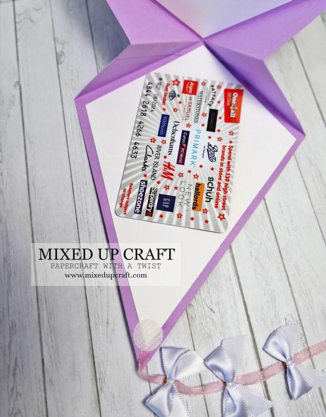 Fun Kite Fold Cards & Gift Card Holder!