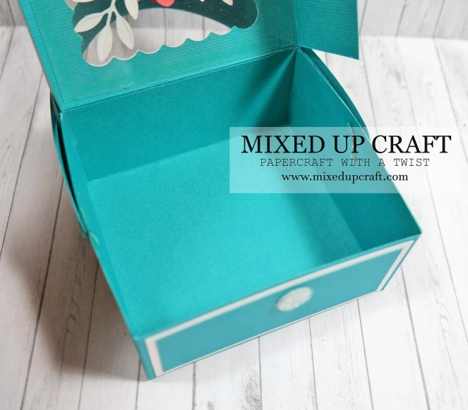 Beautiful Flip Lid Gift Baskets