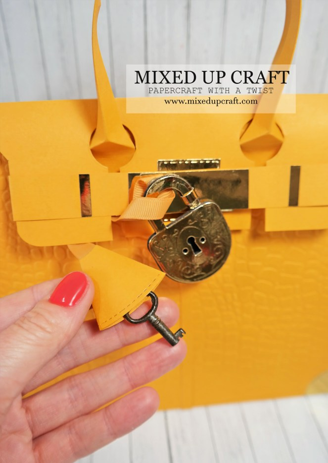 Stunning Designer Handbag Gift Bag