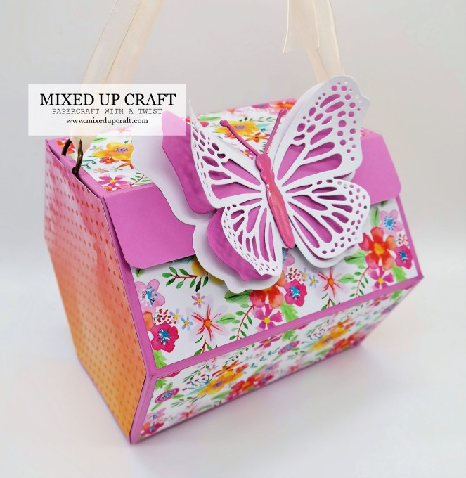 Beautiful Tombola Drum Style Gift Bags