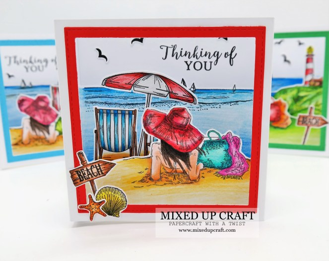 Build A Scene Box Cards