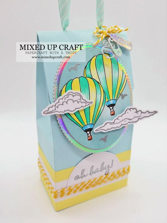 Flip Lid Gift Bags