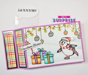 Made To Surprise Wiper Card