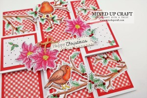 SHOWSTOPPER! 2 Way Double Trifold card