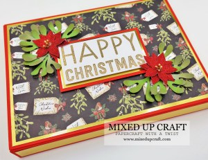 Luxury Flip Lid Selection Boxes! with Gift Card Holder