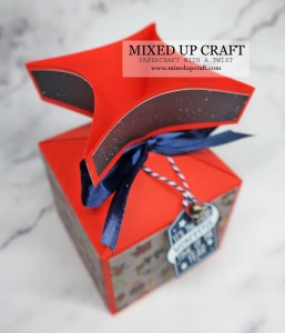 Cracker Topped Gift Boxes
