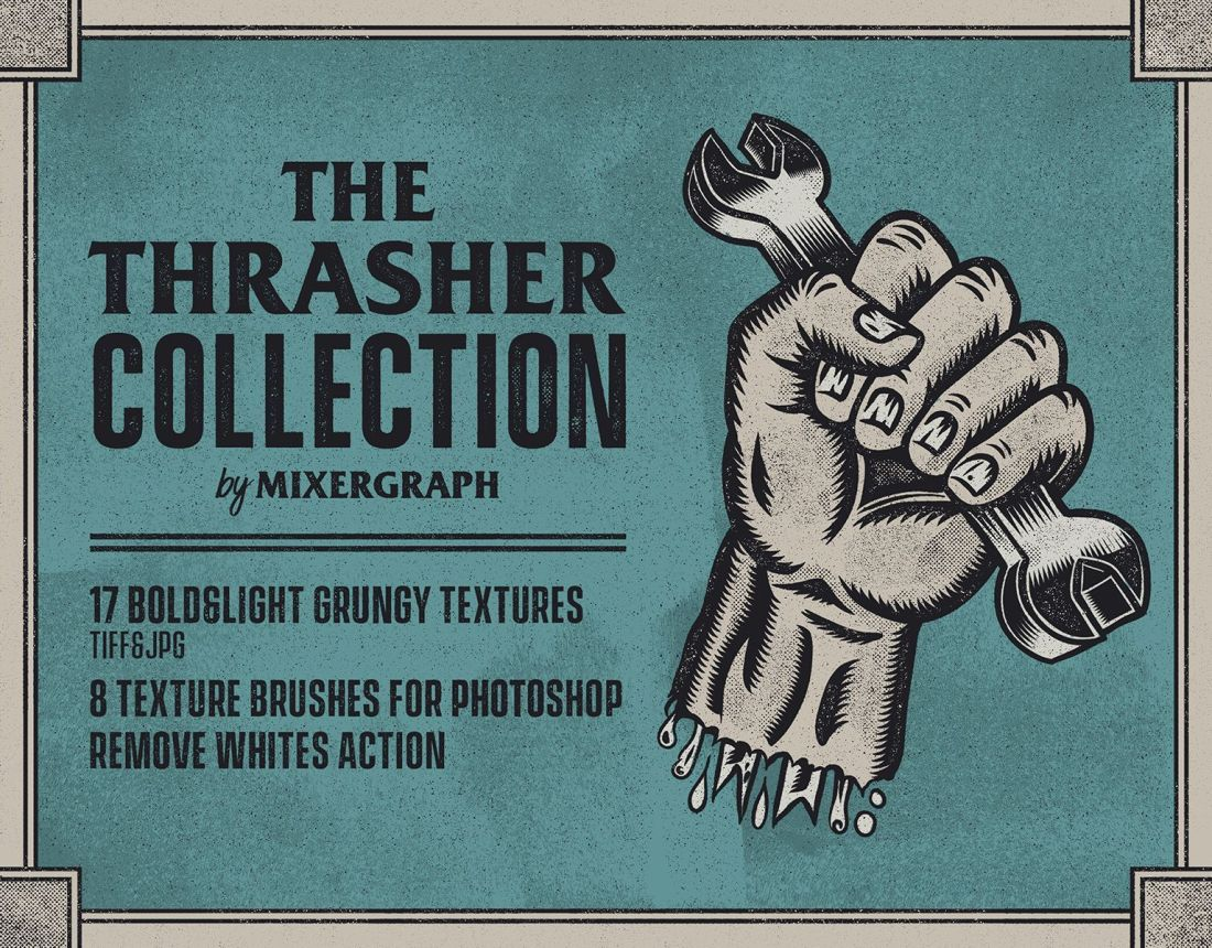 Mixergraph The Thrasher Collection