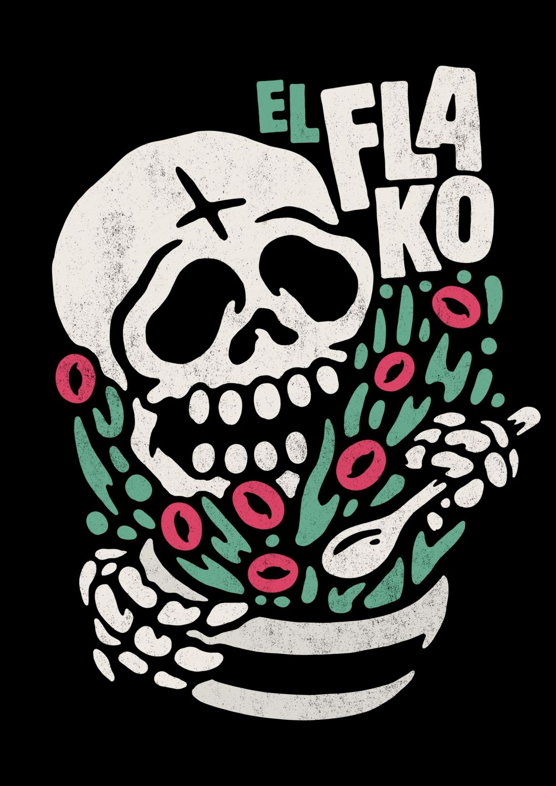 Mixergraph El Flako T-shirt