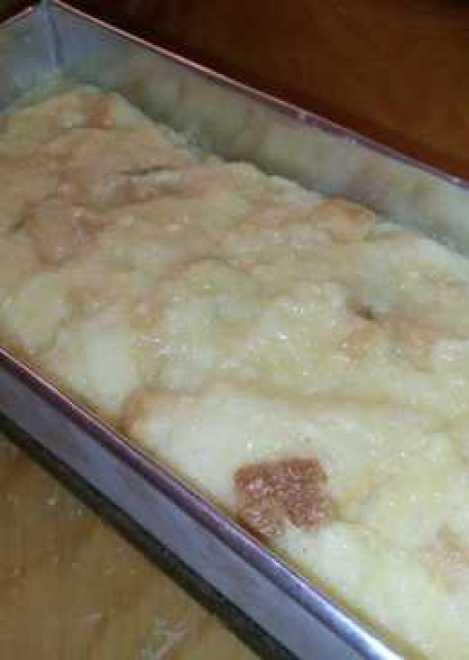 Resep Puding Roti Tawar Susu