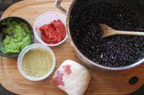 Making Black Beans