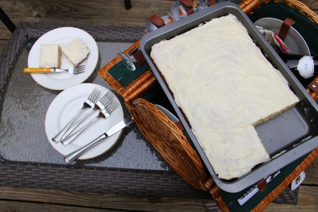 Maple Morning Cake