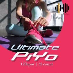Ultimate PiYo - 125bpm group fitness mix - Fit Beat Music