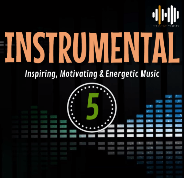 Instrumental Fitness Music Mix for Online Workout Streaming Fitness Video and Group Exercise