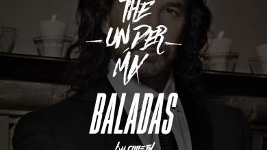 Photo of Baladas The Under Mix- Dj Ameth