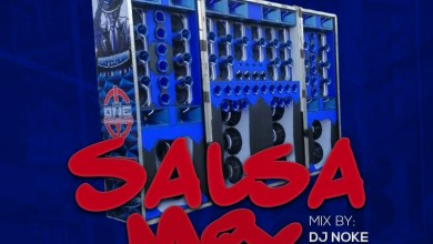 Photo of Salsa Mix El Sospechoso – @DjNokePanama02