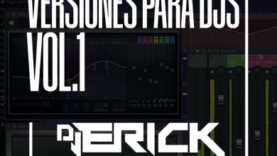 Photo of Versiones Para Djs Vol.1 – Dj Erick