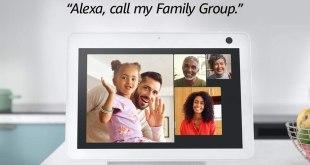 Amazon Echo Show With Smart Display