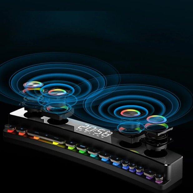 Gaming Bluetooth 5.0 Speaker