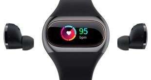 Wearbuds Smart Watch Wireless Earbuds