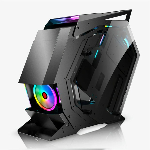 Computer Gaming Case Review