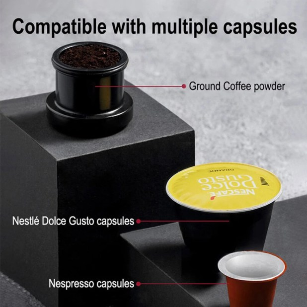 Portable Coffee Machine