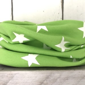 Colsjaaltje Green White Stars